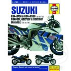 Suzuki GSX 750 E Cast wheel 1980 Haynes Service Repair Manual 2055