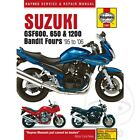 Suzuki GSF 1200 SA Bandit ABS 1999 Haynes Service Repair Manual 3367