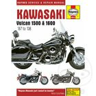 Kawasaki VN-15 1500 SE B 1989 Haynes Service Repair Manual 4913