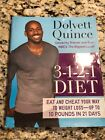 The 3 1 2 1 Diet Book By Dolvett Quince Celebrity  Trainer The Biggest Loser