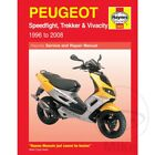 Peugeot Speedfight 2 50 AC DT Rally Victories 2006-07 Haynes Manual 3920