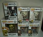 Funko POP! Magic the Gathering lot of 6 pops with 2 exclusives