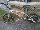 CHROME MONGOOSE HOOP D PRO BMX FREESTYLE 20in BIKE