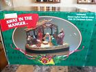 MRCHRISTMAS ANIMATED NATIVITY SCENEAWAY IN THE MANGER LIGHTED WITH 20 SONGS