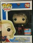 Funko Pop DC Heroes NYCC Fall Convention Exclusive SUPERGIRL #708 SOLD OUT
