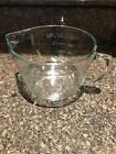 Vintage Fire King ANHCOR HOCKING  2qt 8 cup Batter Bowl Measuring Cup With Spout