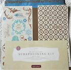 Close to My Heart Scrapbooking Kit Magnifique X7127A Peacock Layout 10pc NIP