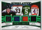 2017 Leaf In The Game Superlative Hockey Cards 22
