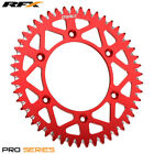 Husqvarna TE 610 E-LT ES 2000-2001 RFX Pro Series Elite Rear Sprocket Red 52T