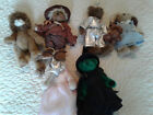 Wizard of Oz Boyd's Bears SET with Tags