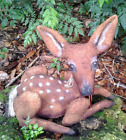 Primitive~  FoLk ArT ~  Baby Deer ~ Fawn ~ Cloth Doll ~ Paper Pattern For Sewing