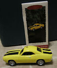 1995 HALLMARK KEEPSAKE CHRISTMAS ORNAMENT 1969 CHEVROLET CAMARO CLASSIC CAR 5