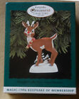 1996 Hallmark Christmas Ornament- Rudolph the Red Nosed Reindeer