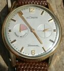 1950'S JAEGER LECOULTRE FUTUREMATIC CALIBER 497 MINT ORIGINAL DIAL NO RESERVE!