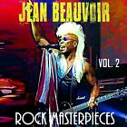 JEAN BEAUVOIR - ROCK MASTERPIECES VOL.2   CD NEW+
