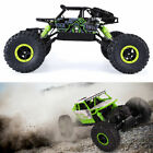 Racing Car 2.4 GHz 1:18 Scale RC 4 WD Off - Road Race Truck Toy Remote USB Cable