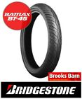 Suzuki TU 250 GB Grass Tracker Big Boy  2001 Battlax BT45 Front Tyre 57V