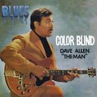DAVE ALLEN - COLOR BLIND (DELUXE EDITION)  CD NEW+