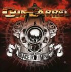 Gun Barrel - Brace for Impact CD 2012 Massacre Records traditional metal