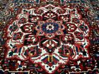 9X12 1940's EXQUISITE MINT ANTIQUE HAND KNOTTED 70+YRS BAKHTIARII ORIENTAL RUG