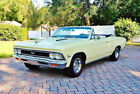 1966 Chevrolet Chevelle SS Convertible, 396 V8, Power Steering, Brakes 1966 Chevy Chevelle SS 396, Automatic, Power Steering, Power Brakes, Power Top
