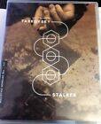Stalker Criterion Blu ray UNWATCHED  Andrei Tarkovsky W Book See pix