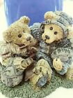 Boyd's Bears Grenville and Knute football buddies 2255