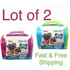 NEW Disney Junior Puppy Dog Pals SERIES 2 Blind Box Set Of 2 Carriers 4 Pets