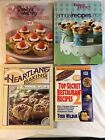 Cookbook Lot of 4 Better Homes Weight Watchers Annual Recipes 2003 2004