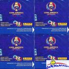 (4)2016 Panini Copa America Centenario 50 Pack Factory Sealed Box-1,400 Stickers