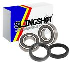 Slingshot Front Wheel Bearings & Seals Kawasaki Z650 / KZ650 E1 LTD 1980