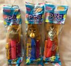 PEZ Madagascar - Gloria The Hippo, Marty The Zebra & Alex The Lion - MINT IN BAG