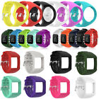 Soft Silicone WristBand Watch Band Strap Bracelet For Polar A300 A360 M200 M600