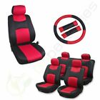 For 2000 2001-2017 Toyota Corolla 1013 Pieces Car Seat Covers Wheadrest Covers