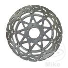 TRW Front Brake Disc RAC Floating Moto Guzzi V11 1100 ie Sport Cafe 2004