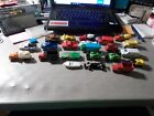 VINTAGE LOT OF 22 DIECAST CARS 164 ALL MADE IN HONG KONG MOSTLY UNBRANDED