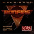 BONFIRE - HOT & SLOW (THE BEST OF THE BALLADS)  CD  17 TRACKS CLASSIC ROCK  NEW+