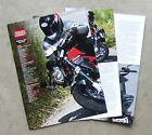 BIMOTA DB6 DELIRIO 1000 2006 Motorcycle Magazine Review Test Ride Article Ad
