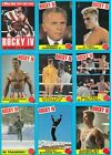 1985 Topps Rocky IV Trading Cards 18