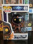 Funko Pop: Games-Heroes of the Storm Demonic Tyrael (BLIZZARD EXCLUSIVE 2015)