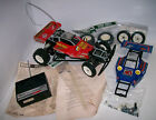 Vintage Nikko RC BLUE Thunderbolt / Red Rhino R/C Car Buggy 1/10 +EXTRAS