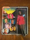 MINT ON CARD MINT IN PACKAGE 1974 Mego Star Trek Lt Uhura 8 Action Figure RARE