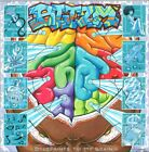 Blizm ~ Blueprints To My Brain (CD, 2000, Chainless)  VG  /  FREE SHIPPING