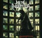 METAL INQUISITOR - PANOPTICON (CD-DIGIPAK)   CD NEW+