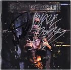 IRON MAIDEN The X Factor - BLAZE BAYLEY & NICKO MCBRAIN Drummer Autograph SIGNED