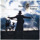 RITCHIE BLACKMORE'S RAINBOW Stranger in Us All, DOOGIE WHITE +1 Autograph SIGNED