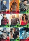 G I JOE RETALIATION MOVIE 2013 ENTER PLAY BASE CARD & TATTOO SET OF 48 + 6