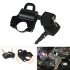 Universal Motorcycle Bike Helmet Lock Hanger For 22mm 7/8