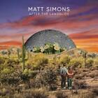 MATT SIMONS - AFTER THE LANDSLIDE   CD NEW+
