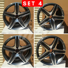 NEW 22 AMG ML63 STYLE WHEELS RIMS FITS MERCEDES BENZ SUV ML GL GLE GLS CLASS